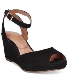 cf1094218 Clarks Artisan Women s Palmdale Dasha Platform Wedge Sandals   Reviews -  Sandals   Flip Flops - Shoes - Macy s