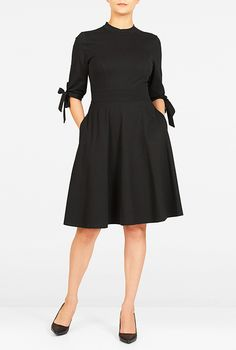 You can order this with cap sleeves, half sleeves, 3/4 sleeves or full sleeves.  In sizes 0 to 6X.  And with a longer (or shorter) skirt.  I seriously love this company.