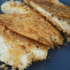 1000 images about recipes fish on pinterest grilled for Fried fish with bread crumbs