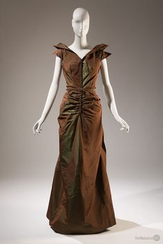Nettie Rosenstein evening dress | 1938