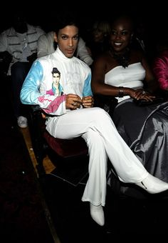 Prince Rogers Nelson. HONEY, YES!