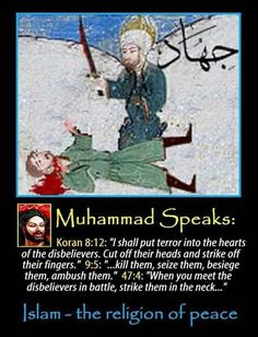 Here is how Jihad is defended by muslims.  Christians and Jews are targets.  We must pray for these deceived people.