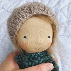 Hello there, little one. Doll Toys, Baby Dolls, Natural Toys, Waldorf Toys, Sewing Dolls, Soft Dolls, Diy Doll, Amigurumi Doll, Fabric Dolls