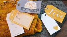 Gift Wrapping Guide: Free Printable Tags and Labels For Your Homemade Gifts