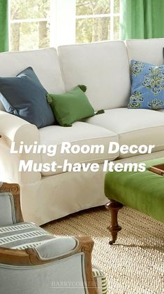 Living Room Decor Items, Living Room Furniture, Must Have Items, Home Hacks, Home Renovation, Home Organization, Home Remedies, Home Interior Design, Laundry Room