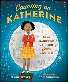 Booktopia has Counting on Katherine, How Katherine Johnson Saved Apollo 13 by Helaine Becker. Buy a discounted Hardcover of Counting on Katherine online from Australia's leading online bookstore. Astronauts On The Moon, Math Genius, Katherine Johnson, Apollo 13, Trade Books, Hidden Figures, Award Winning Books, Children's Picture Books, 10 Picture