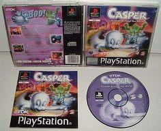 Casper in giro per il momento playstation 1