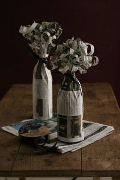 creative ways to wrap a wine bottle - Yahoo Search Results
