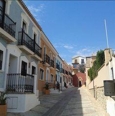 Calle Pueblo. #BlogTrip #10bloggers1destino #elcampello #esfamilia #Conlosniñosenlamochila