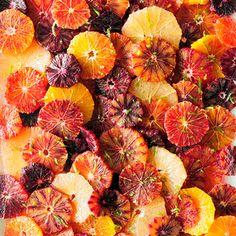 Citrus Salad with Spiced Vanilla Syrup | MyRecipes.com