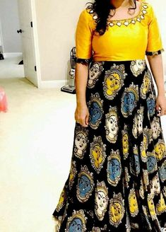 45 Trendy Ideas for dress indian ikkat Kalamkari Dresses, Ikkat Dresses, Long Dress Design, Dress Neck Designs, Kalamkari Designs, Kurta Designs, Shrug For Dresses, Trendy Dresses, Long Dresses