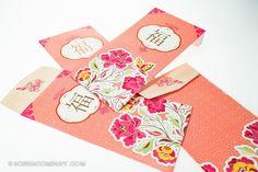 "Money envelope ""angpao"" design by Sopha & Co."
