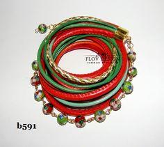 flov design: folklore bracelet