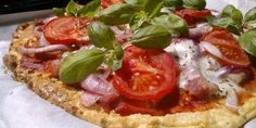 Egészséges pizza Your share text Low Carb Recipes, Diet Recipes, Vegan Recipes, Cooking Recipes, Clean Eating, Healthy Eating, Healthy Meals, Healthy Food, Gm Diet