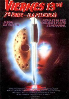 Viernes 13. Parte 7: Sangre nueva - online 1988