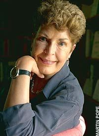 Ruth Rendell - This lady has written a LOT of books!  I want to read them all!  ... This is a great article about her, though.