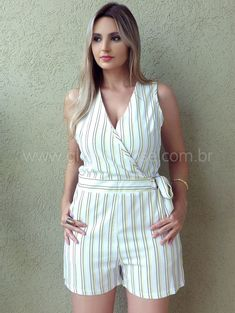 Swans Style is the top online fashion store for women. Shop sexy club dresses, jeans, shoes, bodysuits, skirts and more. Rompers Women, Jumpsuits For Women, Baggy Jumpsuit, Denim Romper, Culottes, African Fashion, Plus Size Outfits, Fashion Dresses, Vacation