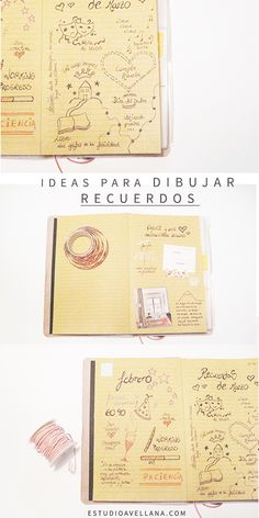 Ideas de dibujos para tu Bullet Journal