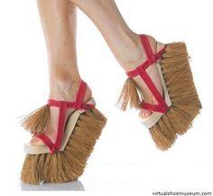Piesadillas: los zapatos más feos del mundo