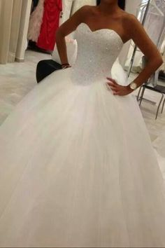 The dress of my dreams !!