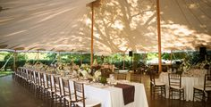 Tent by Sperry Tents NJ. (too bad NJ is a weeee bit to far from my neck of the woods!! LOL)