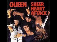 Queen brighton rock from the sheer heart attack album