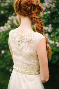 sweet romance {styled bridal shoot} — stephanie sunderland