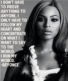 Beautiful Bold Women Beyonce Quote self acceptance self empowerment