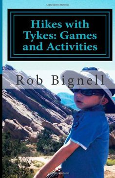 """Listing more than 100 diversions, """"Hikes with Tykes: Games and Activities"""" provides loads of tried and true day hiking amusements: activities to get kids excited about a day hike; crafts in which kids make their own hiking gear; recipes for healthy snacks on the trail; games that will help kids better understand and appreciate nature; and post-hike activities to keep kids excited about the sport. """"Games and Activities"""" offers something for every age group and childhood interest."""