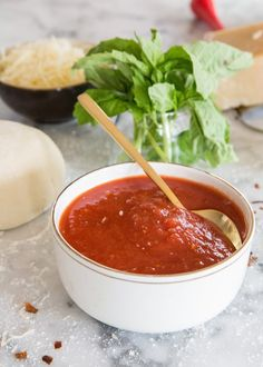 How To Make Homemade Pizza Sauce — Cooking Lessons from The Kitchn