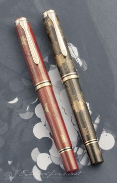 Pelikan Cherry Blossom & Autumn Leaves