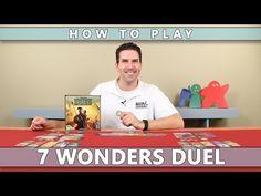 Watch It Played - Come learn 7 WONDERS DUEL!   Video   BoardGameGeek