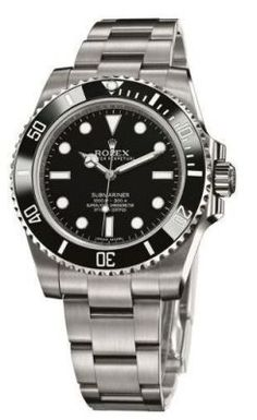 Rolex Submariner   Men's Watch 114060-0002