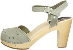 Swedish Hasbeens Savannah, Sandales femme: Amazon.fr: Chaussures et Sacs