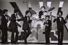 The Jackson 5 performing at the 16th #GRAMMYs on March 2, 1974