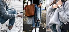 10 awesome casual autumn looks in grey | My Cosy Retreat
