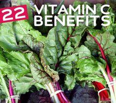 22 Amazing Benefits of Vitamin C