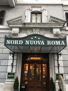 Roma'da kaldığım otel