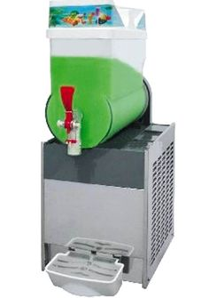 One bowl slush machine