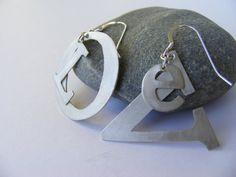 Love Earrings by kerstiewhiley on Etsy. £20.00, via Etsy.