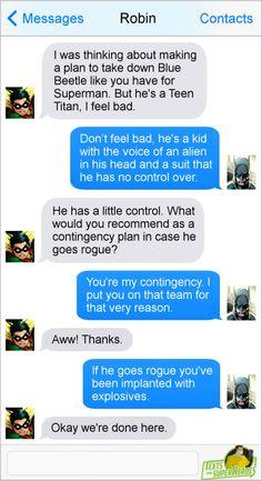 To far batman - Batman Funny - Funny Batman Meme - - Hero texts. To far batman The post Hero texts. To far batman appeared first on Gag Dad. Batman Meme, Batman And Superman, Batman Arkham, Batman Art, Spiderman, Marvel Vs, Marvel Dc Comics, Dc Memes, Funny Memes