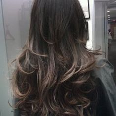Graduated Ombre by Guy Tang... honey fused into platinum ends   Yelp