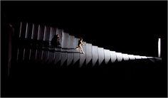 The Ring. The Valhalla Machine, 2010. Robert Lepage. Ex Machina