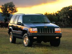 Jeep Wrangler e Grand Cherokee: versões especiais Jeep Wranglers, 1998 Jeep Grand Cherokee, Jeep Zj, Oldsmobile 442, Cool Jeeps, Mopar Or No Car, Road Runner, Gliders, Dream Cars