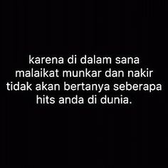 Quotes Lucu, Jokes Quotes, Funny Quotes, Daily Quotes, Best Quotes, Life Quotes, Muslim Quotes, Islamic Quotes, It Will Be Ok Quotes
