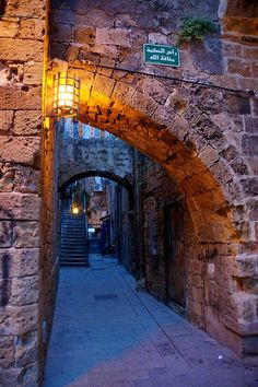 Old town - Akko, Israel Israel Palestine, Hebron Israel, Places Around The World, Around The Worlds, Krabi, Israel Travel, Phuket, Holy Land, Where To Go