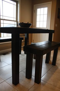 6 ft unique primtiques primitive black pub style tall kitchen dining bar table with two matching benches set custom sizes colors. Interior Design Ideas. Home Design Ideas