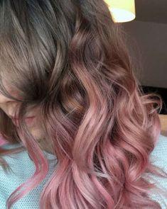 Tendencias en tintes de pelo 2016: Ombre hair rosa pastel (Foto 8/20) | Ellahoy