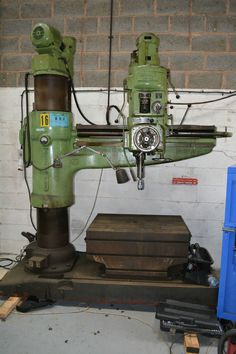Archdale 6ft Radial Arm Drill