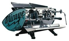 Mirage Coffee Machine